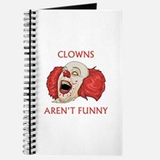 Clowns Aren't Funny Journal