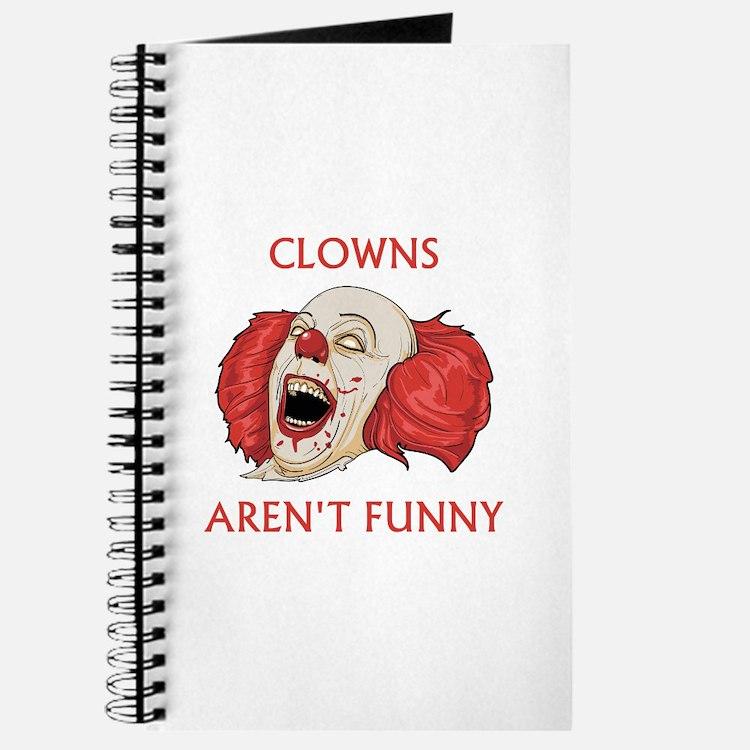 Clowns Aren't Funny Journal