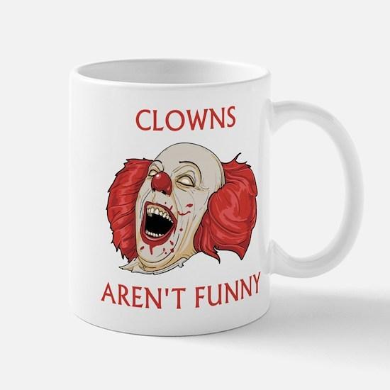 Clowns Aren't Funny Mug