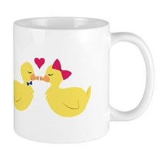 Kiss Ducks Mugs