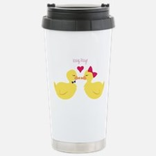 Kissy Kissy Travel Mug