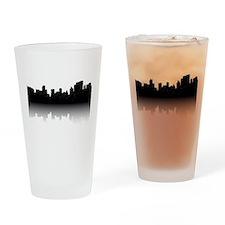 NYC Skyline Drinking Glass