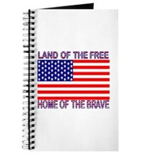 Land of Free, Home of Brave Journal