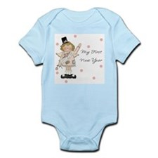 Unique New year's day Infant Bodysuit