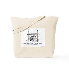 Limbo Scottie Tote Bag