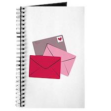 Valentine Stamp Journal