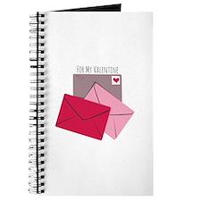 For My Valentine Journal