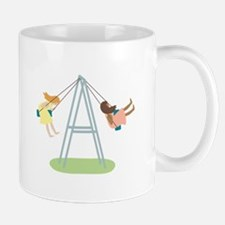 Kids Playground Swing Set Mugs