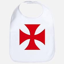 Templar Cross Bib