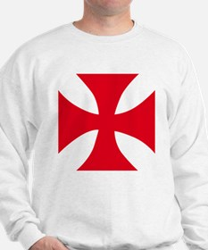Templar Cross Sweatshirt