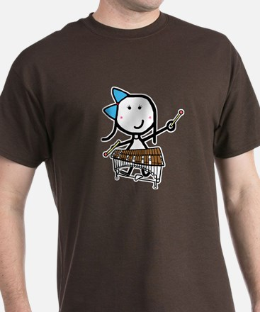 Girl & Pit Percussion T-Shirt