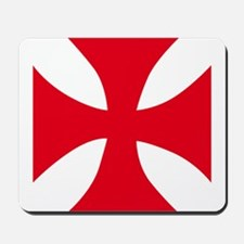 Templar Cross Mousepad