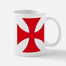 Templar Cross Mugs
