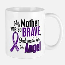Cute Wear purple for my mom Mug