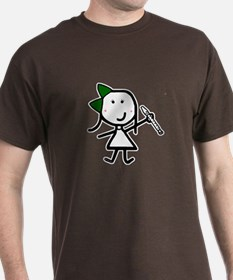 Girl & Recorder T-Shirt