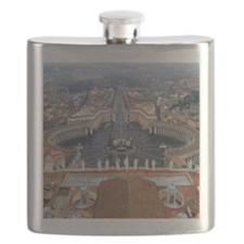 St. Peter's Basilica Flask