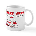 Crushing on Obama Mug