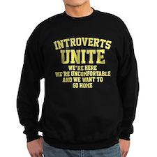 Introverts Unite Jumper Sweater