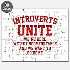 Introverts Unite Puzzle