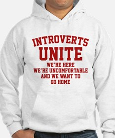 Introverts Unite Jumper Hoody