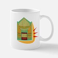 Pipe Organ Mugs