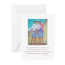 Come to the Sea Greeting Cards (Pk of 10)