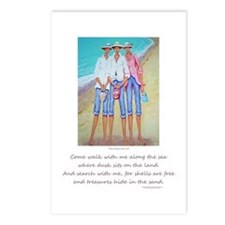 Come to the Sea Postcards (Package of 8)