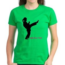 Martial Arts Personalized Tee
