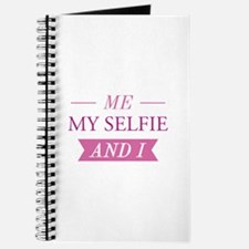Me My Selfie And I Journal