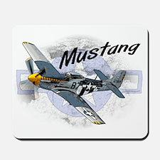 P51 Mustang Mousepad