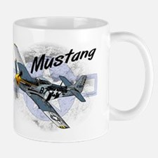 P51 Mustang Mug