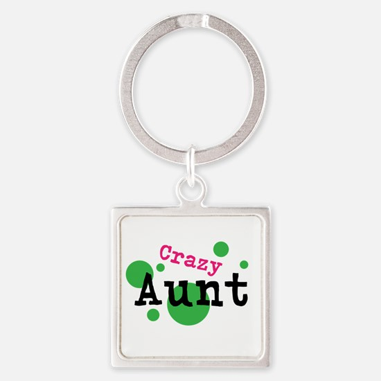 Crazy Aunt Keychains