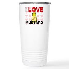 Cute Condiments Travel Mug
