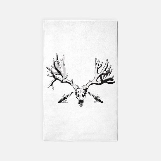 Broad head buck 214 Area Rug