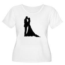 Kissing weddi T-Shirt