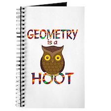 Geometry is a Hoot Journal