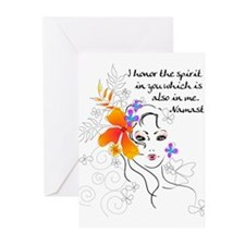 Cute Karma Greeting Cards (Pk of 20)
