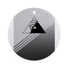 Illuminati Ornament (Round)