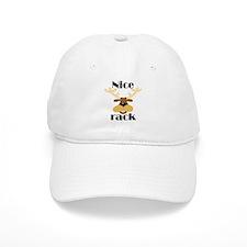 Nice rack Baseball Cap