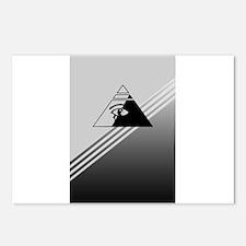Illuminati Postcards (Package of 8)