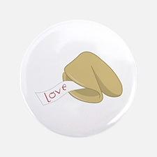 """Love Fortune 3.5"""" Button"""