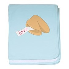 Love Fortune baby blanket