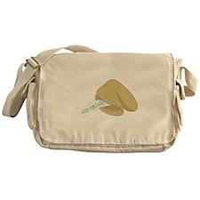 Good Fortune Messenger Bag