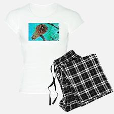 Pine Cones Pajamas