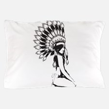 Pow Wow Hottie Pillow Case