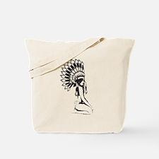 Pow Wow Hottie Tote Bag