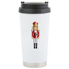 Nutcracker King Travel Mug