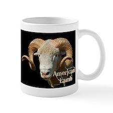 Horned Dorset Lamb-Sheep Mug