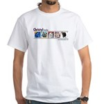 Christy Studios Promo White T-Shirt