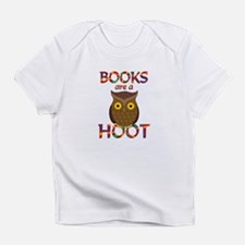 Books are a Hoot Infant T-Shirt